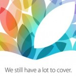 apple ipad 5 event