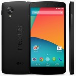 nexus 5 goes on sale