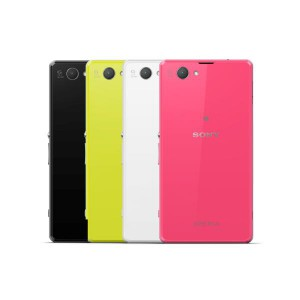 Xperia Z1 Compact - back