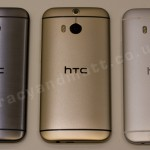 HTC One (M8) 3 colours