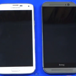 Samsung Galaxy S5 vs HTC One (M8)