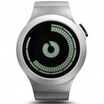 ZIIIRO Watch – Suturn – Chrome review