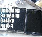 Unboxing Samsung Galaxy Note 4