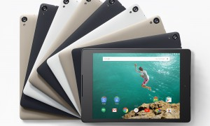 HTC Nexus 9 hands-on video