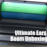 Ultimate Ears Boom Social Speaker Unboxing