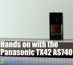 Hands on with the Panasonic Viera TX42AS740B 42 inch 3D LED Smart TV