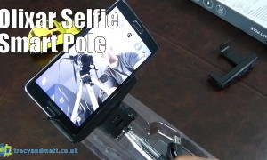 Unboxing Olixar Selfie Smart Pole
