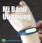 Mi Band Fitness Monitor and Sleep Tracker Unboxing