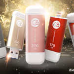 Stylish iKlips flash drive iPhones and iPads