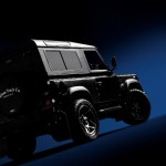 Limited Edition Kahn Land Rover Defender at The London Motor Show