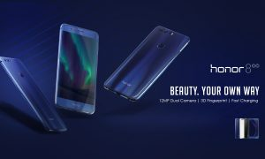 Honor 8 arrives in all it's beauty