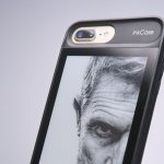 InkCase i7 Plus E ink display case for iPhone 7 Plus